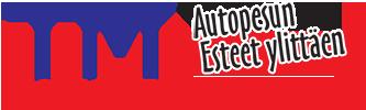TM-Autopesupalvelu Logo